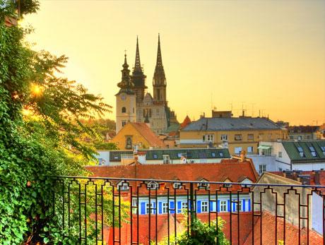 Razgledavanje Zagreba Na Talijanskom Gornji Grad Identalia Travel